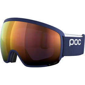 POC Orb Clarity Gafas, lead blue/spektris orange
